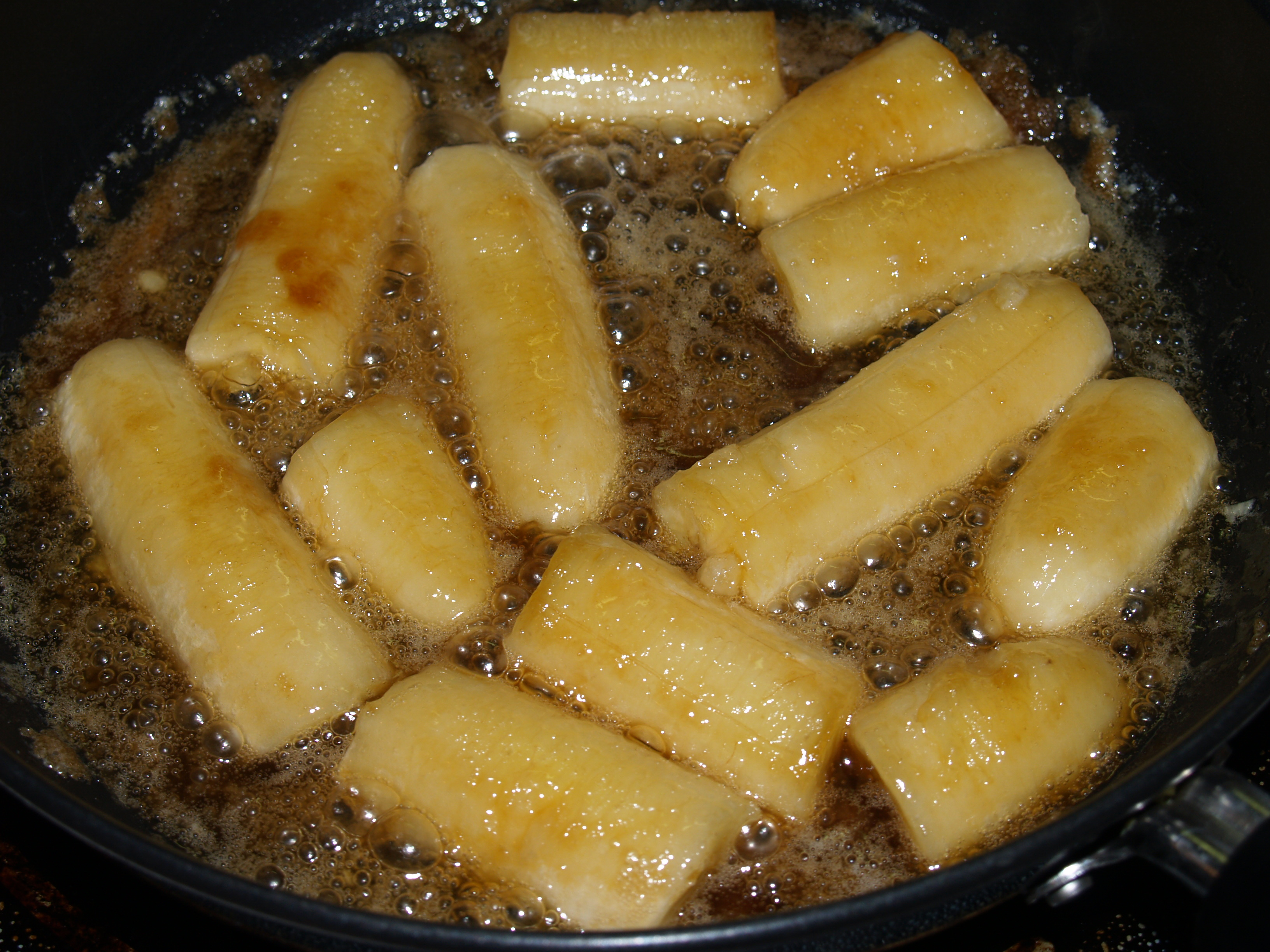 how to cook green banana
